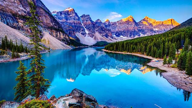 Experience the Natural Beauty of Banff National Park