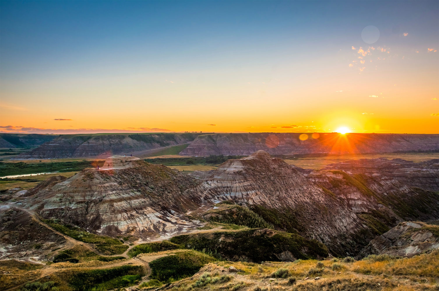 Drumheller: Step into the Past