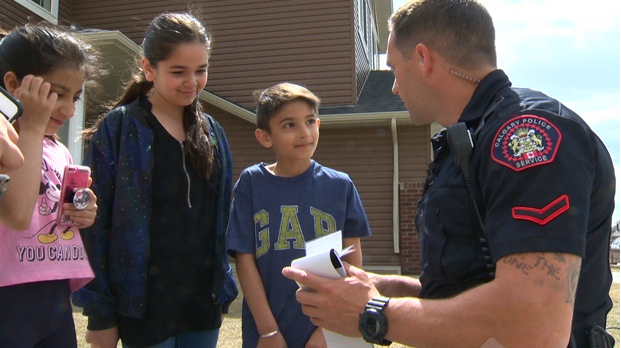 Leading Change: Calgary Police Positive Ticketing Campaign