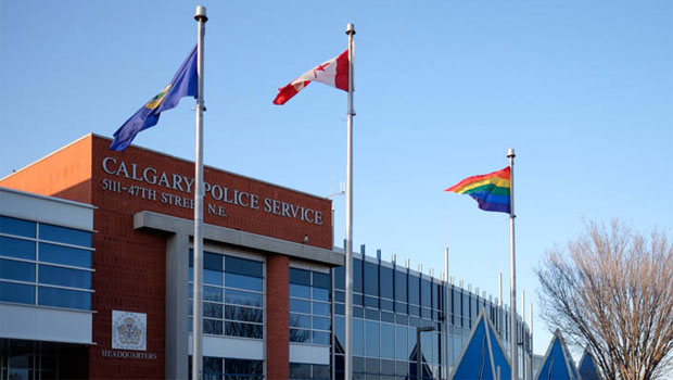 Leading Change: Calgary Police Service Shows Support for the LGBT2Q+ Community