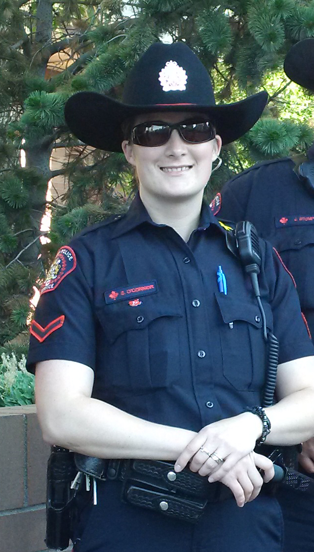 CPS Interview: Cst. Stacey O'Connor