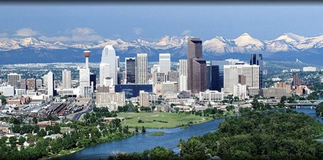 Events in Calgary during IAWP 2018
