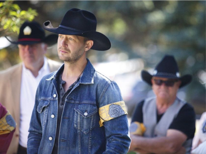 Paul Brandt Helps Fight Human Trafficking