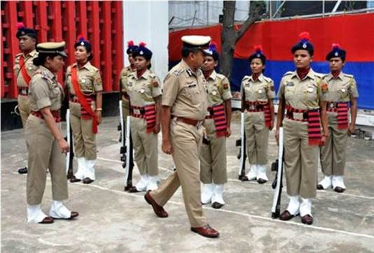 Tripura Reserves 10% of Policing Positions for Females
