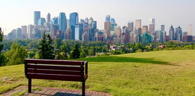 Experience Calgary Parks