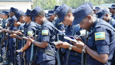 Rwanda Sends All-Female Police Unit to Sudan