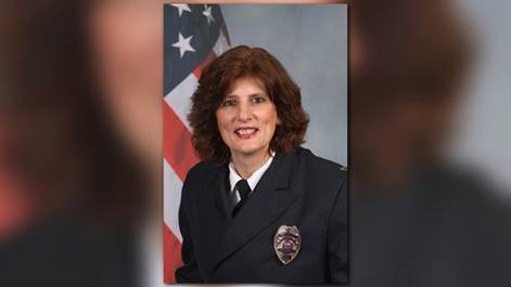 Leading Change: Eve Thomas, Knoxville Police Dept's First Female Police Chief